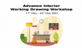 Advance Interior Working Drawing