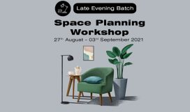 August Space Planning